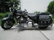 Harley-davidson Softail 10600 miles