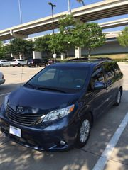 2014 Toyota SiennaXLE