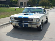 1966 Ford MustangShelby GT 350